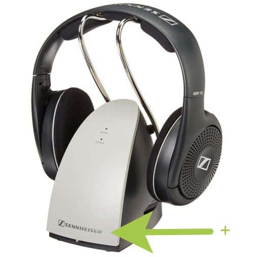Sennheiser RS120 on-ear