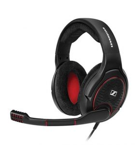 Game ONE Gaming Headset – Black